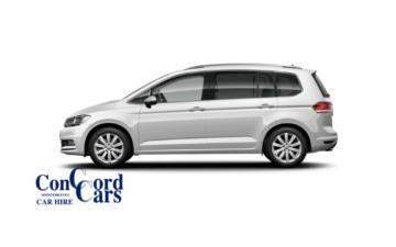 Rent VW Touran 7 pax or similar