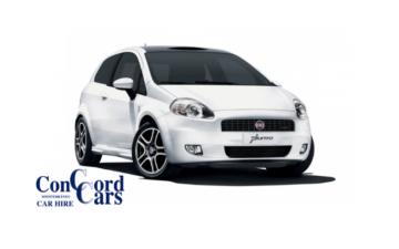 Rent Fiat Punto or similar