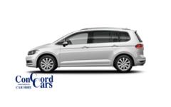 VW Touran 7 pax or similar